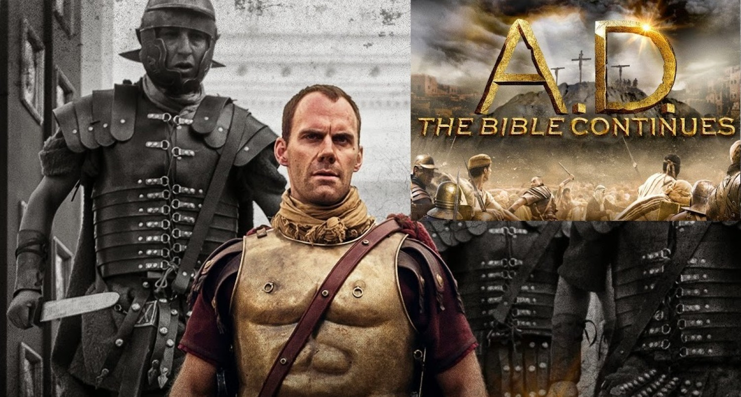 Recap & Review - Episode 1 / A.D. The Bible Continues