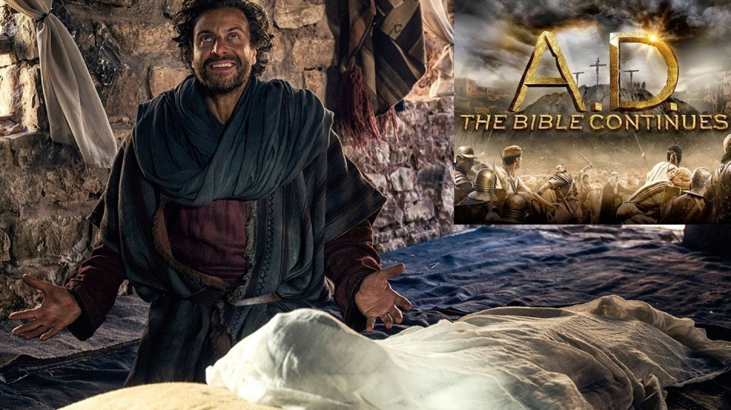 Recap & Review - Episode 11 / A.D. The Bible Continues