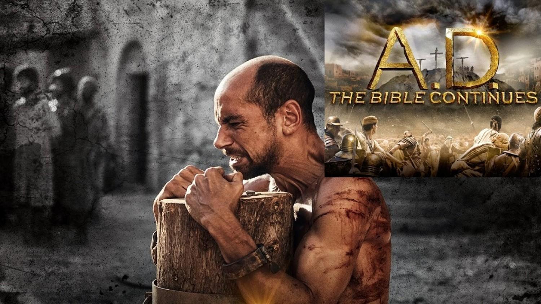Recap & Review - Episode 5 & 6 / A.D. The Bible Continues