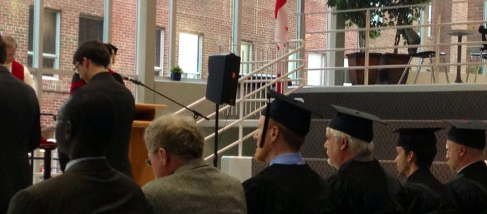 Rev. Ted Giese in Edmonton For CLS Board of Regents Meetings.  - Image 3