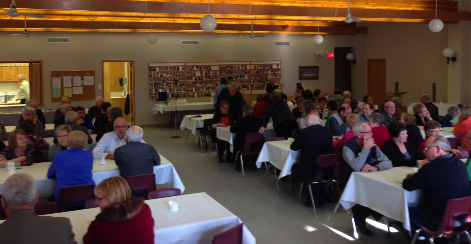 Richie Hall Speaks at Lutheran Laymen's League Fundraising Supper - Image 4