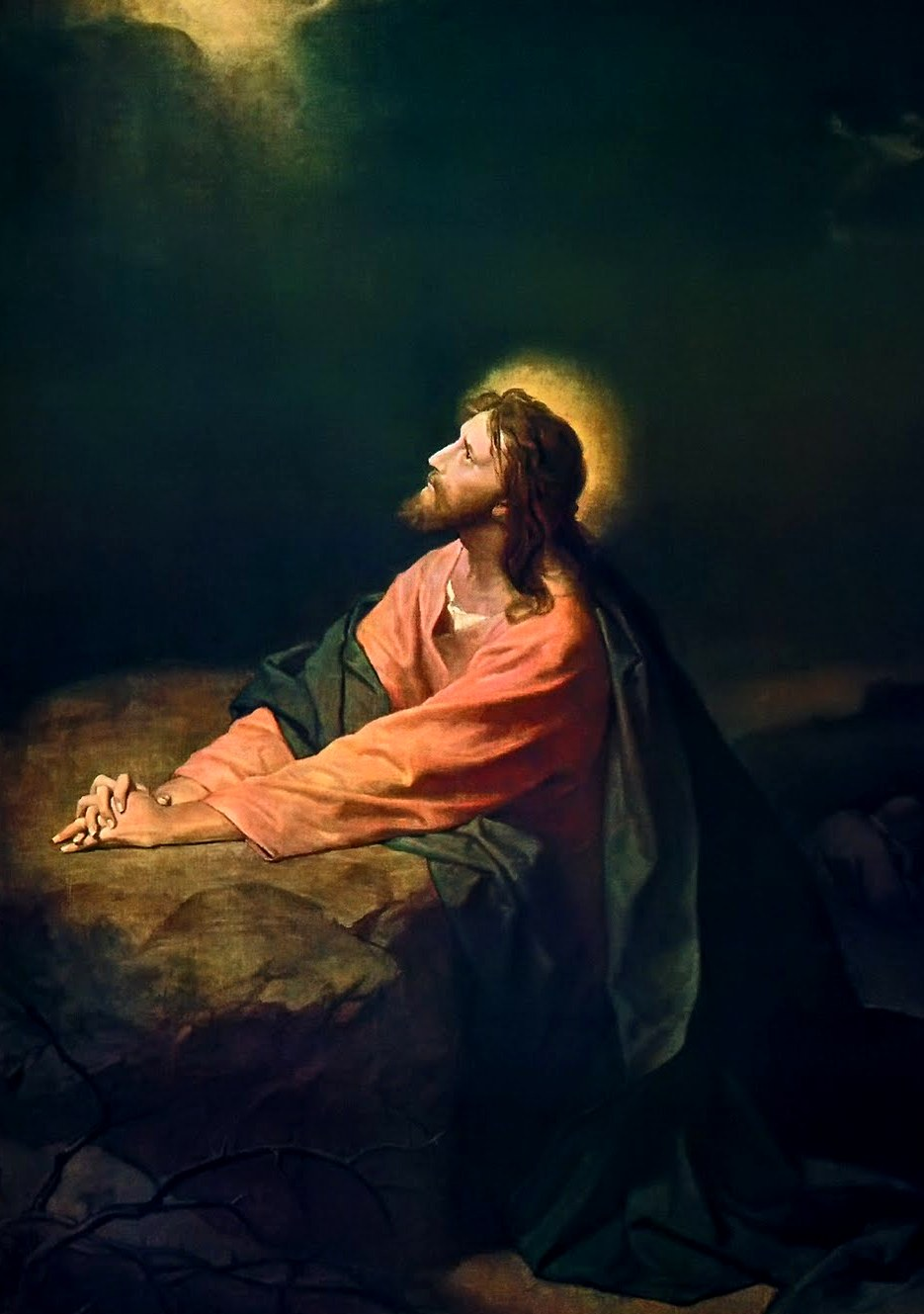 Sermon from October 6, 2013/ Jesus Alone is Our Rock, Salvation, and Fortress - Image 6