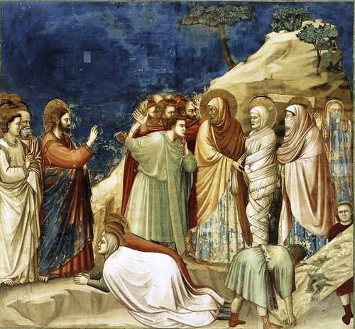 Sermon April 6/ Vicar James Preus/ Jesus is the Resurrection and the Life/ John 11