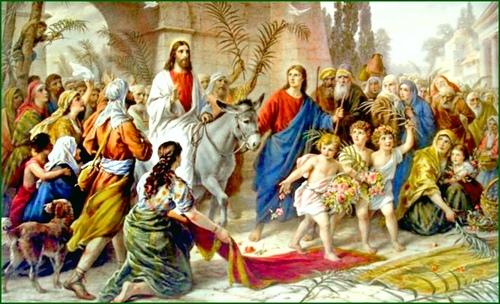 Sermon December 1, 2013/ Vicar James Preus/ Jesus Comes To Save Us/ Matthew 21:1-11