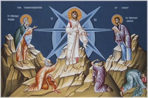Sermon from Sunday February 10th 2013 Transfiguration Sunday