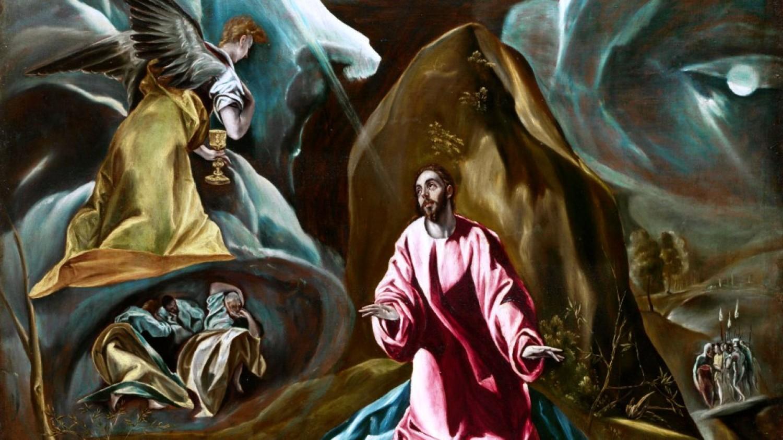 Sermon / Pr. Daryl Solie / Wednesday March 9th 2016 - / Luke 22:39 - 46 / Gethsemane: A Place of Strength