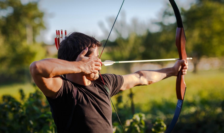 Sermon / Pr. Lucas Albrecht / Wednesday Evening May 3rd 2017 - / Psalm 64 / God shoots His arrow