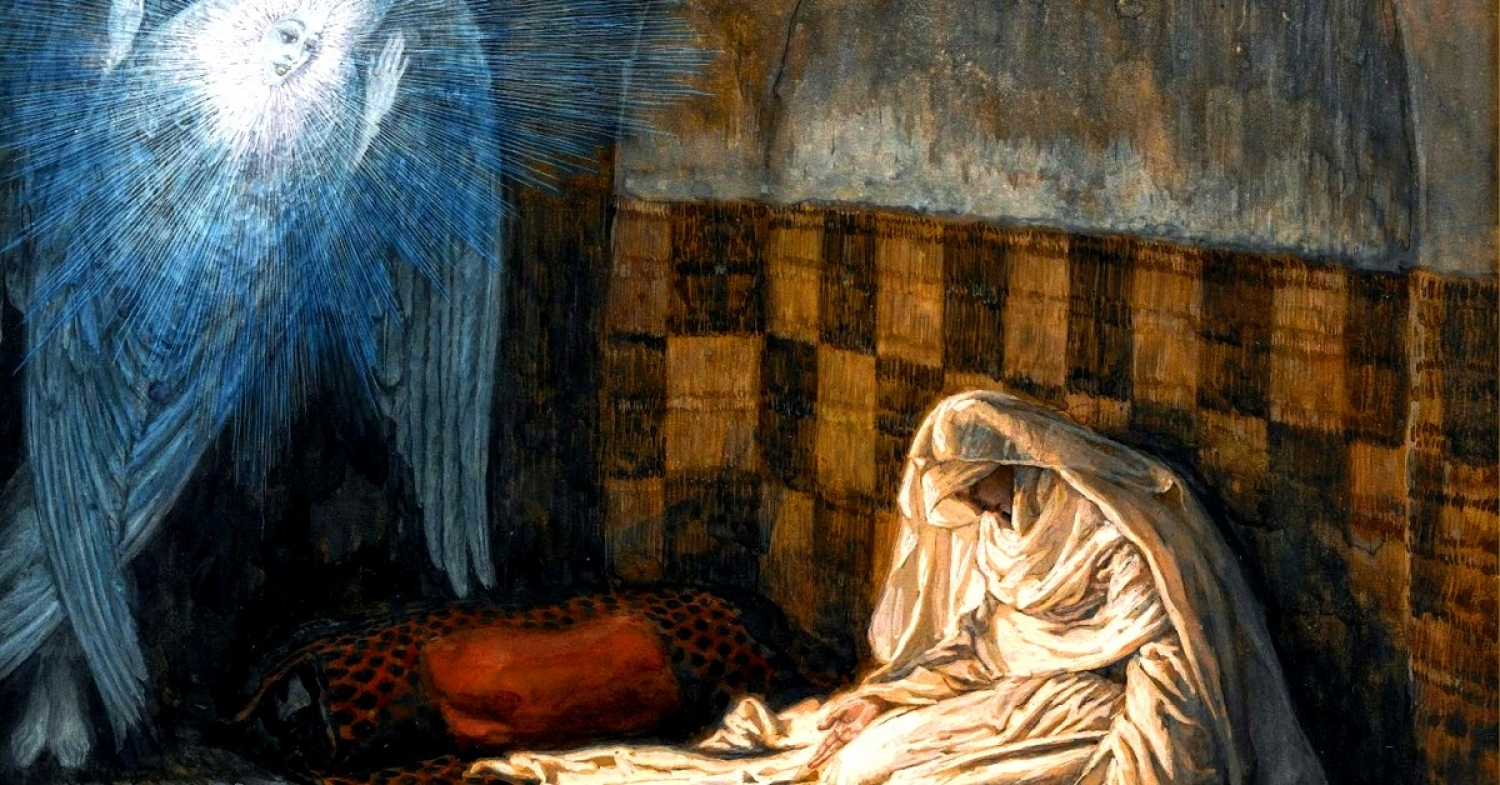 """Sermon / Pr. Ted A. Giese / Forth Sunday in Advent / Sunday December 24th 2017 - / Luke 1: 26 - 38 / """"Christmas Fears? - Fear Not"""""""
