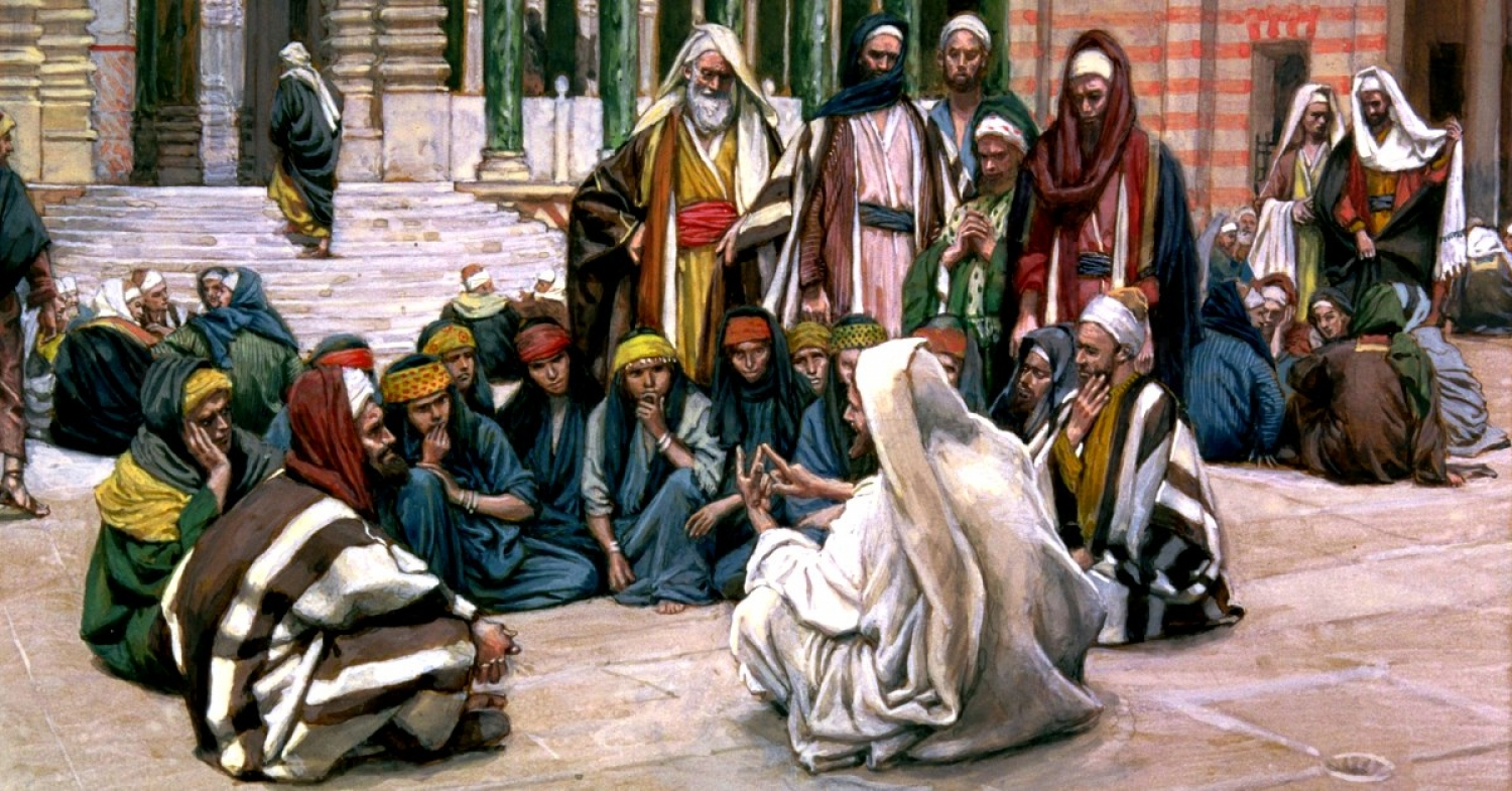 Sermon / Pr. Ted A. Giese / Season of Pentecost / Sunday October 29th 2017 - / Matthew 22:34-46 / Who is the Christ?