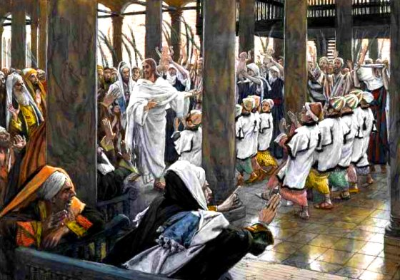Sermon / Pr. Ted A. Giese / Season of Pentecost / Sunday October 29th 2017 - / Matthew 22:34-46 / Who is the Christ? - Image 10