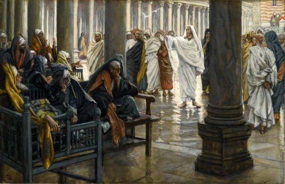 Sermon / Pr. Ted A. Giese / Season of Pentecost / Sunday October 29th 2017 - / Matthew 22:34-46 / Who is the Christ? - Image 8