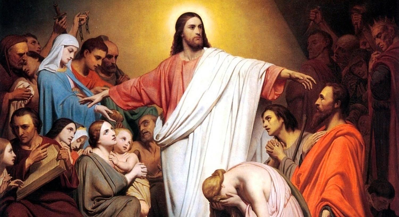 Sermon / Pr. Ted Giese / June 7th / Mark 3:20-35 / Jesus Terror or Comfort