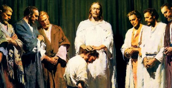 Sermon / Pr. Ted Giese / Season of Pentecost Proper 6 Sunday June 18th 2017 - / Matthew 9:35-10:8 / Labourers in the Plentiful Harvest - Under-Shepherds & Fathers in the Faith - Image 6