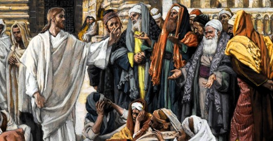 Sermon / Pr. Ted Giese / Sunday March 26th 2017 - / John 9:1-41 / There's Blindness and Then There's Blindness - Image 6