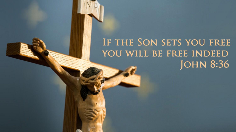 Sermon / Pr. Ted Giese / Sunday October 30th 2016 - / John 8:31-36 / Set Free