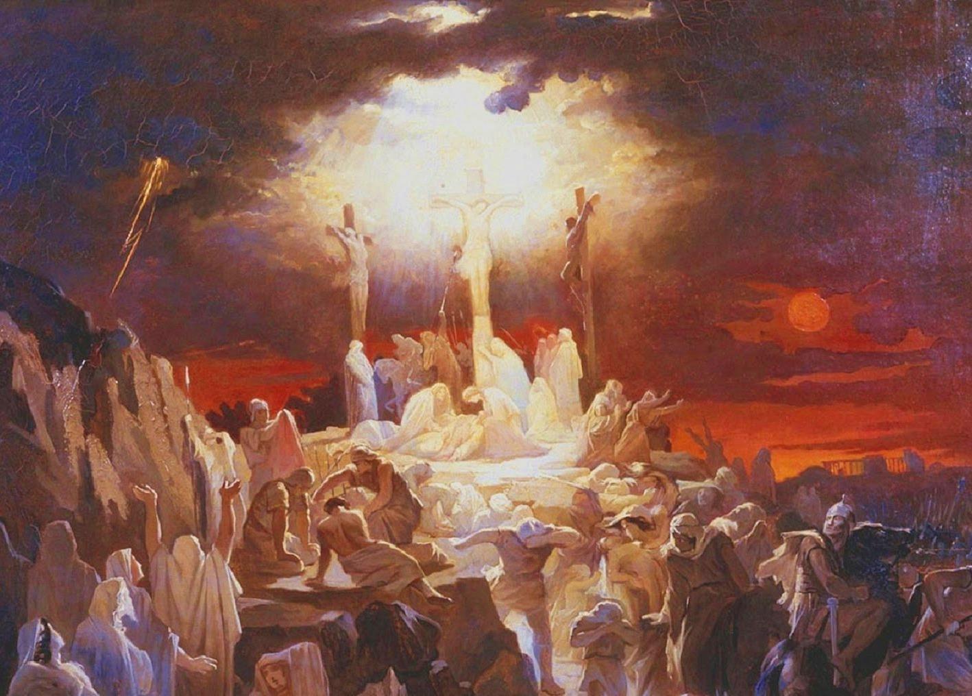 Sermon for Transfiguration/ Vicar James Preus/ Mount Olive Lutheran Church/ Jesus Shines His Glory On Us Through His Cross - Image 1