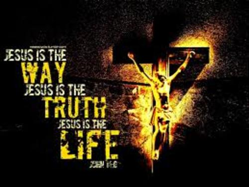 Sermon May 18/ John 14:1-14/ Jesus is the Way and the Truth and the Life/ Vicar James Preus