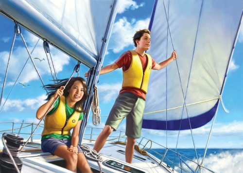 Set sail on an amazing grace adventure with Concordia's 2014 VBS! July 21-25 6:00PM-8:30PM