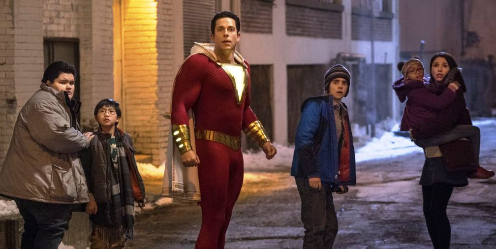 Shazam! (2019) David F. Sandberg - Movie Review - Image 22