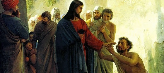 Sin, Blindness & Jesus / Sermon / Lent 4 March 30, 2014 / John 9 / Pastor Ted Giese - Image 2