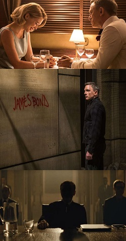 Spectre (2015) Directed by Sam Mendes - Movie Review  - Image 3