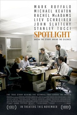 Spotlight (2015) Directed By Tom McCarthy - Movie Review - Image 7