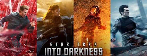 Star Trek Into Darkness (2013) Directed by J.J. Abrams – Movie Review