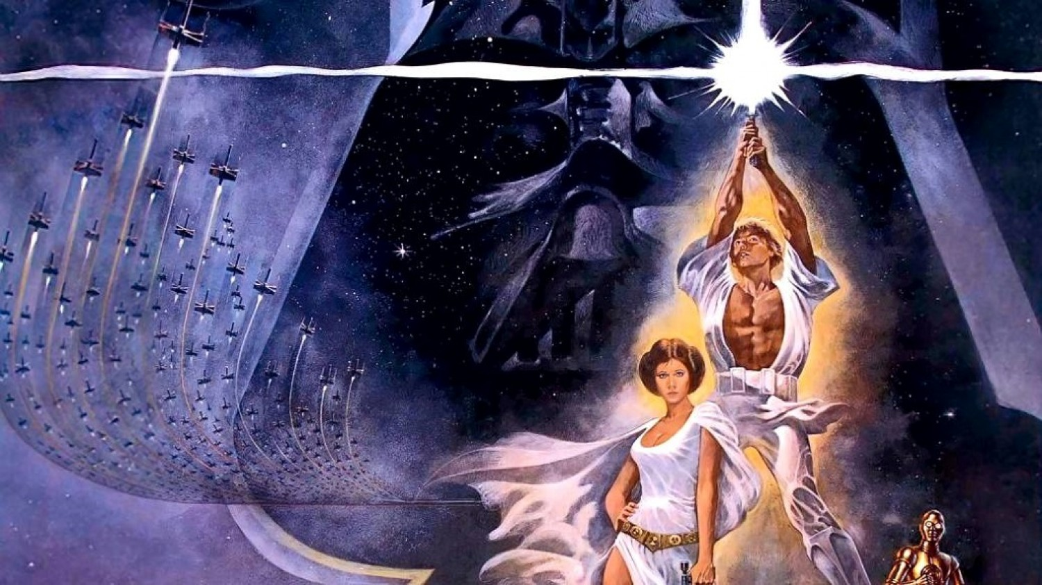 Star Wars - Original Trilogy (1977-1983) Honour Your Father? Thoughts on the 4th Commandment and Star Wars