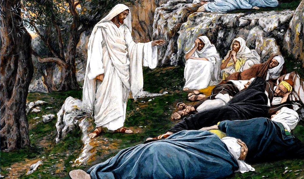 """Stay Awake"" Sermon / Matthew 24:36–44 / Pr. Ted A. Giese / Sunday December 1st 2019 / Season Of Advent / Mount Olive Lutheran Church - Image 7"