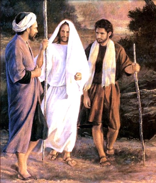 Sunday School Parent Connection:  May 4th - Jesus on the Road to Emmaus - Image 2