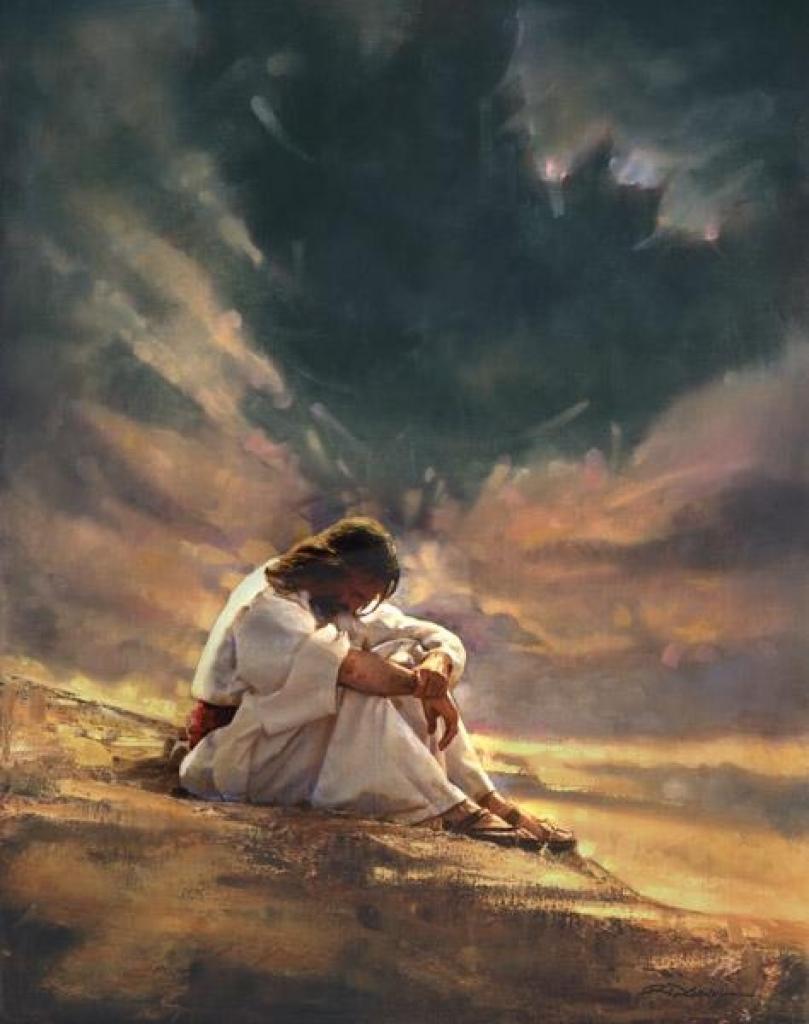 Sunday School Parent Connection:  Mar 9 - The Temptation of Jesus - Image 2