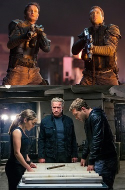 Terminator Genisys (2015) by Alan Taylor - Movie Review - Image 15