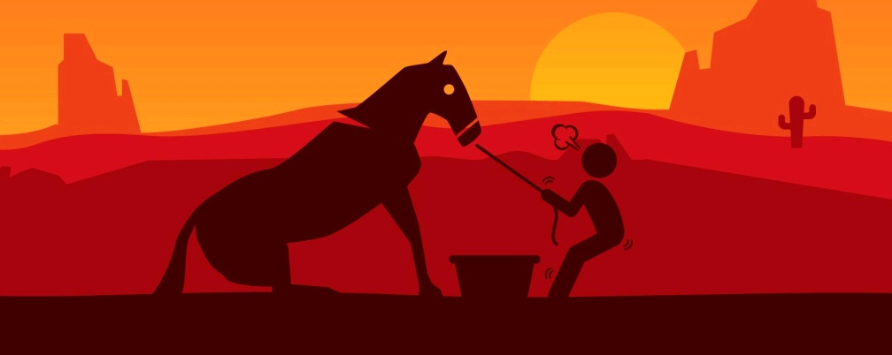 """""""Thanksgiving: You Can Drag a Horse to Water But …"""" Sermon / Luke 17:11–19/ Pr. Ted A. Giese / Sunday October 12th 2019 / Season Of Pentecost / Mount Olive Lutheran Church - Image 13"""