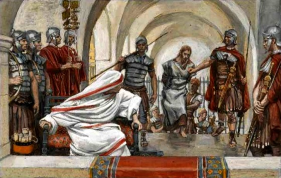 That Righteous Man Pontius Pilate's Wife / Sermon / Pr. Ted Giese / Season Of Lent / Good Friday March 30th 2018 - / Matthew 27:15-19 - Image 4