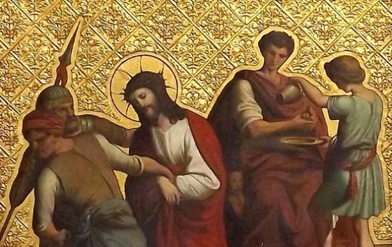 That Righteous Man Pontius Pilate's Wife / Sermon / Pr. Ted Giese / Season Of Lent / Good Friday March 30th 2018 - / Matthew 27:15-19 - Image 5