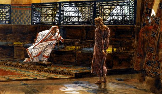 That Righteous Man Pontius Pilate's Wife / Sermon / Pr. Ted Giese / Season Of Lent / Good Friday March 30th 2018 - / Matthew 27:15-19 - Image 8