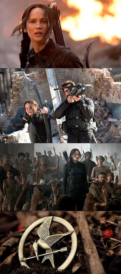 The Hunger Games: Mockingjay - Part 1 (2014) Directed by Francis Lawrence - Movie Review  - Image 11