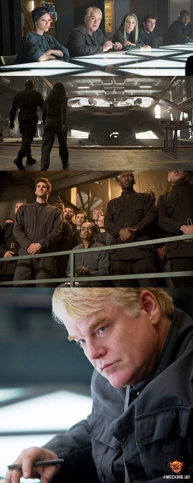 The Hunger Games: Mockingjay - Part 1 (2014) Directed by Francis Lawrence - Movie Review  - Image 12