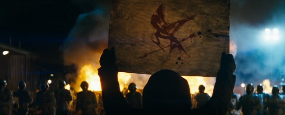 The Hunger Games: Mockingjay - Part 1 (2014) Directed by Francis Lawrence - Movie Review  - Image 2