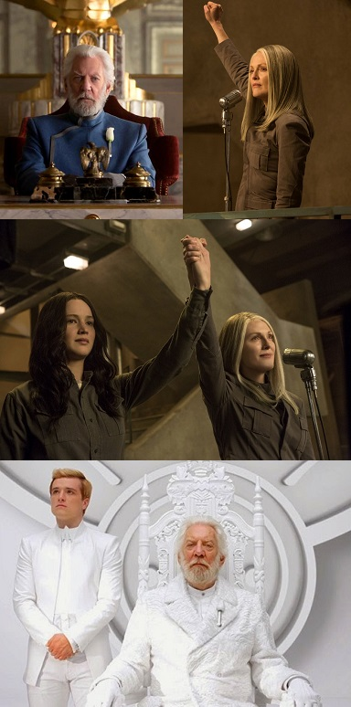The Hunger Games: Mockingjay - Part 1 (2014) Directed by Francis Lawrence - Movie Review  - Image 8