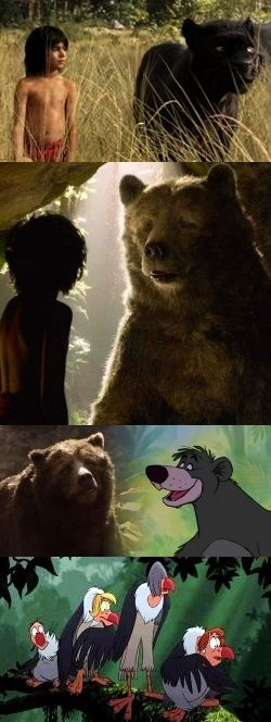 The Jungle Book (2016) Jon Favreau - Movie Review - Image 19