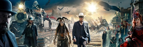 The Lone Ranger (2013) Directed by Gore Verbinski – Movie Review