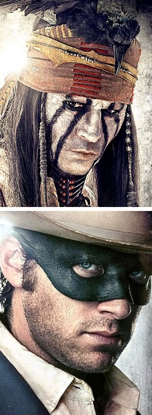 The Lone Ranger (2013) Directed by Gore Verbinski – Movie Review - Image 2