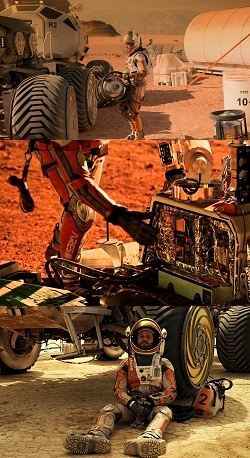 The Martian (2015) Directed By Ridley Scott - Movie Review - Image 13
