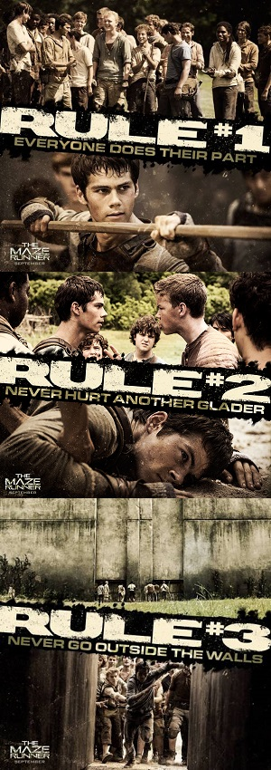The Maze Runner (2014) Directed by Wes Ball - Movie Review - Image 2