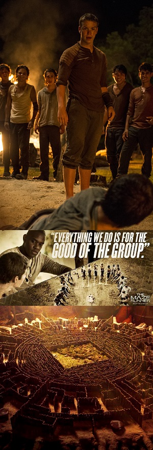 The Maze Runner (2014) Directed by Wes Ball - Movie Review - Image 5