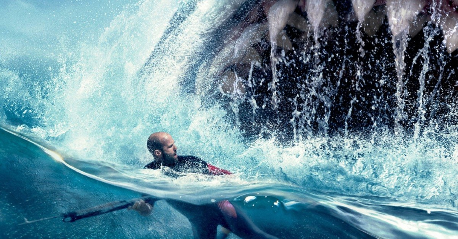 The Meg (2018) Jon Turteltaub - Movie Review