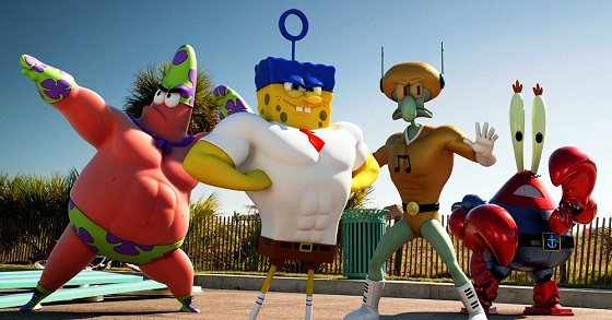 The SpongeBob Movie: Sponge Out of Water (2015) by Paul Tibbitt - Movie Review - Image 2