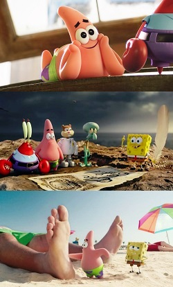 The SpongeBob Movie: Sponge Out of Water (2015) by Paul Tibbitt - Movie Review - Image 4