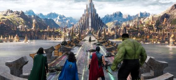 Thor: Ragnarok (2017) Taika Waititi - Movie Review - Image 6